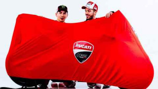 LIVESTREAM: Unveiling of the 2017 Ducati Desmosedici GP  image
