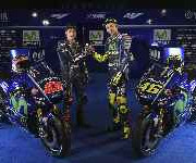Movistar Yamaha introduces MotoGP 2017 team of Rossi and Viñales image