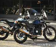 2017 Royal Enfield Himalayan adventure bike launched in PH image