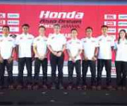 Honda introduces Honda Asia-Dream Racing team image