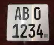 LTO finally has a new motorcycle plate design image