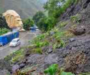 CRDRRMC: Kennon Road closed again due to landslides image