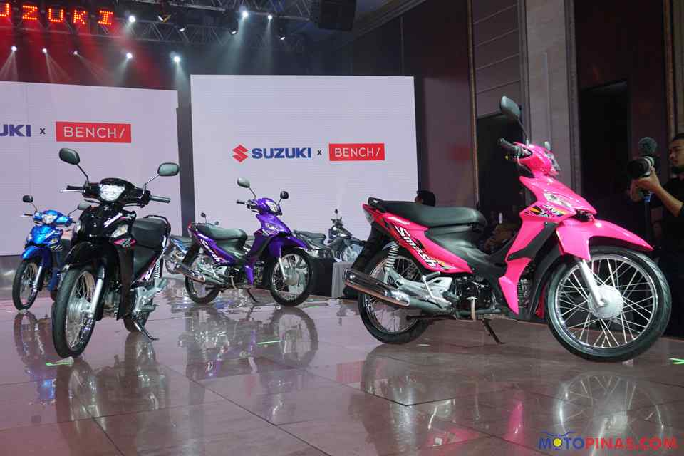 Suzuki offers Smash and Raider R150 in new colors